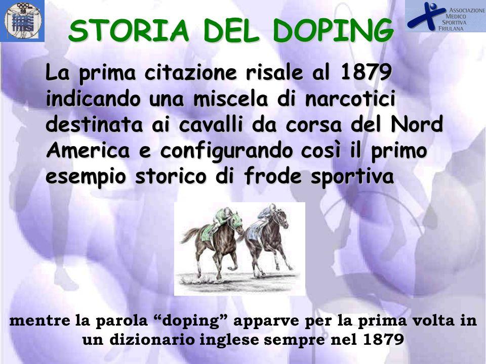 dopingto dope Le interpretazioni etimologiche del termine doping (da to dope) sono diverse. dop La più attendibile è quella che fa risalire la radice