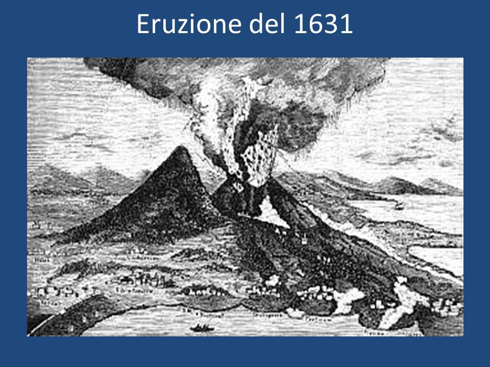 Eruzione del 1631