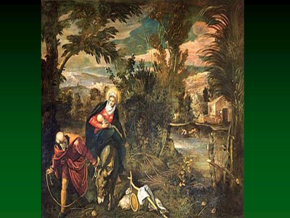 Fuga in Egitto Francesco Zambelli & Gianmarco Sportelli di Jacopo Robusti, detto il Tintoretto