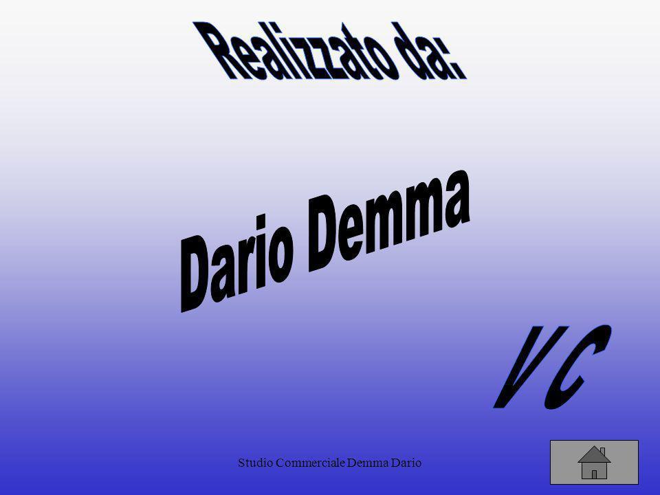 Studio Commerciale Demma Dario Il metodo della partita doppia Il metodo della partita doppia stabilisce le regole di registrazione per ogni operazione