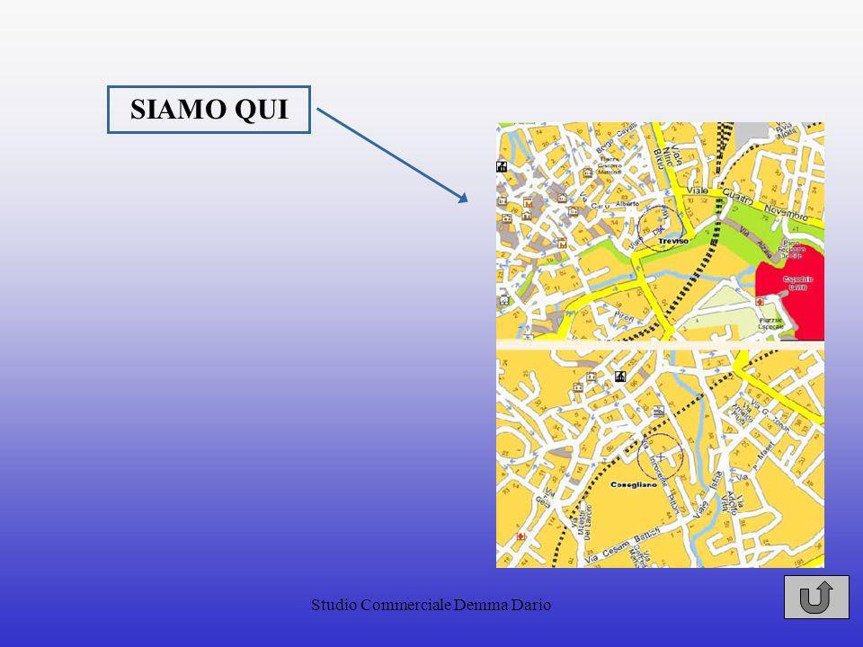 Studio Commerciale Demma Dario Dove siamo? Il Nostro sito è situato Via liberà, 15 a Palermo Cliccare sullimmagine per ingrandire Elenco per la naviga