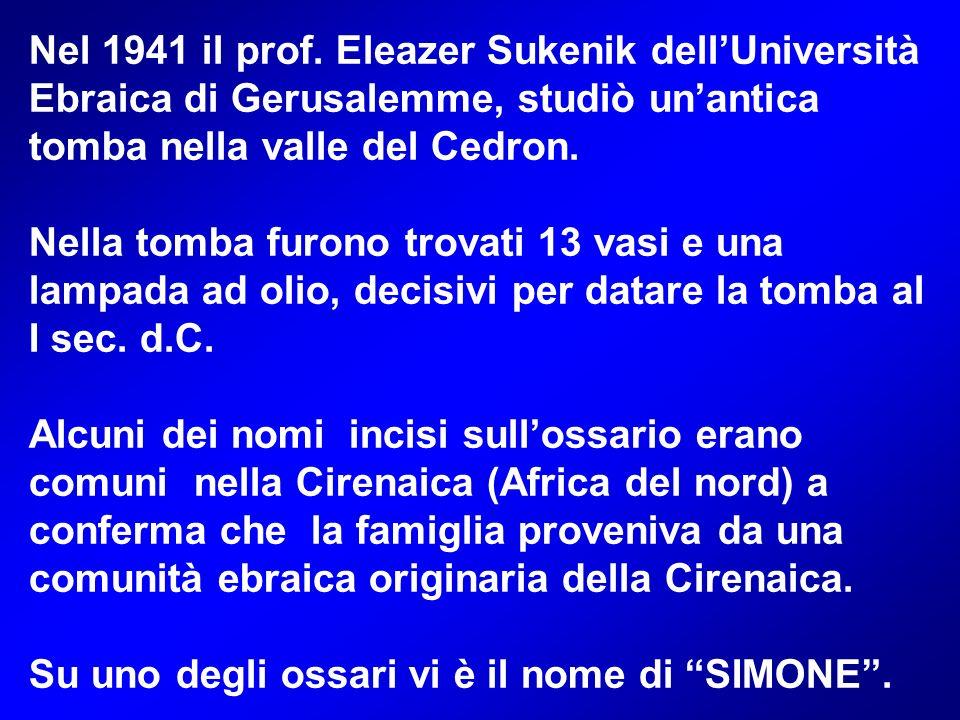 Nel 1941 il prof.