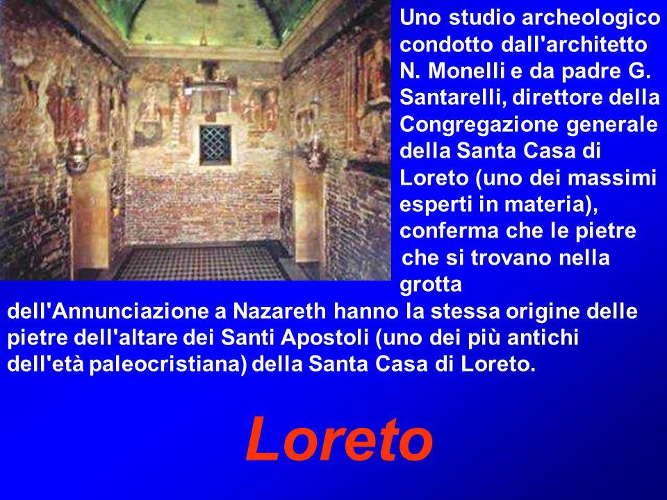 Uno studio archeologico condotto dall architetto N.