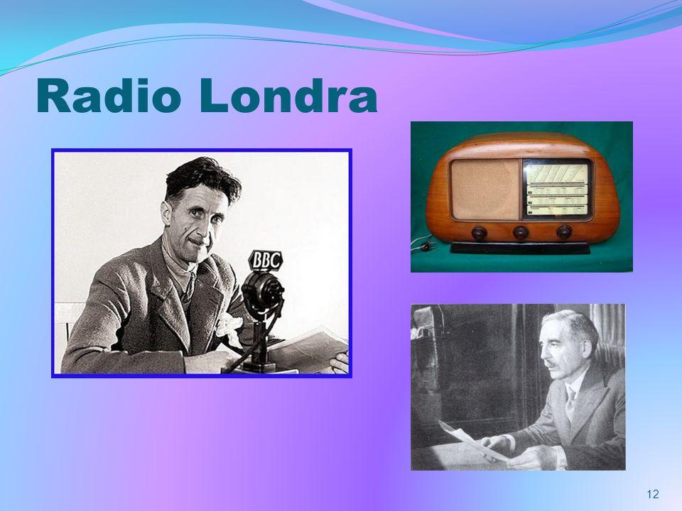 Radio Londra 12
