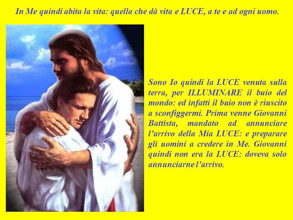 VANGELO (Giovanni 1,1-18) Questo vangelo è Parola di Dio. Quindi è Gesù che ci parla e ci dice: Io sono il Figlio di Dio: ed esisto fin dal principio.
