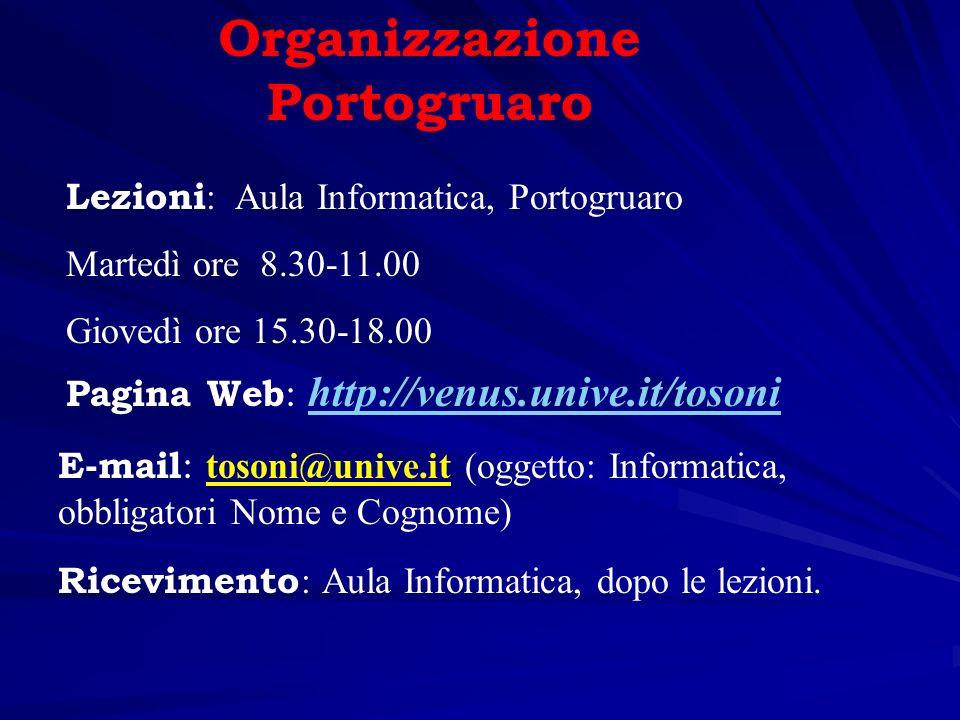 Elementi di Informatica Per lEconomia (EIPE) a.a.2008-2009 Prof.