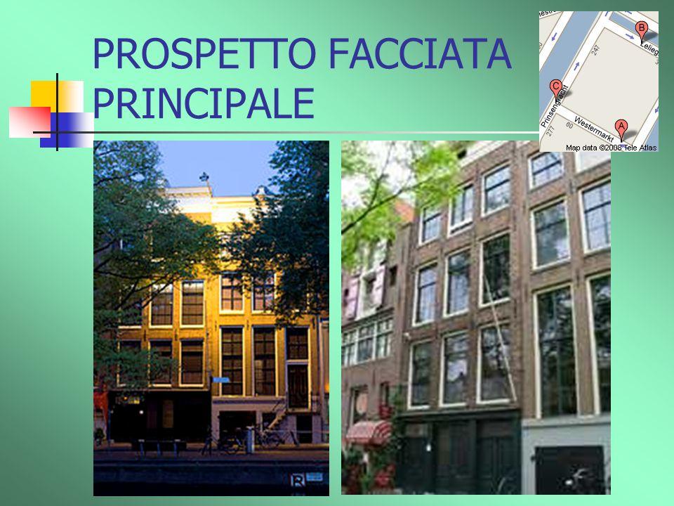 PROSPETTO FACCIATA PRINCIPALE