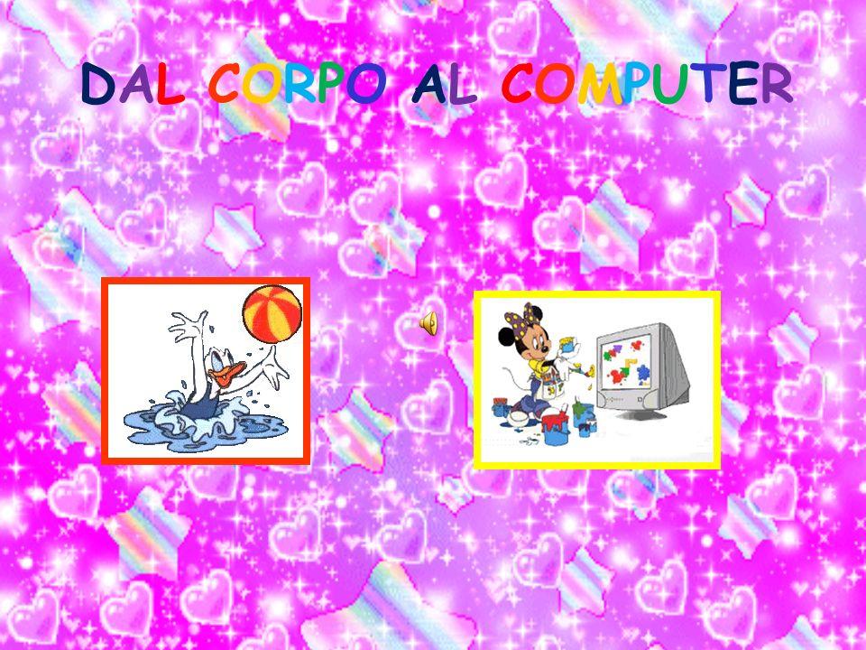 Percorso motorio Percorso al computer Il Progetto Siti utili La fiaba Clicca sulle icone
