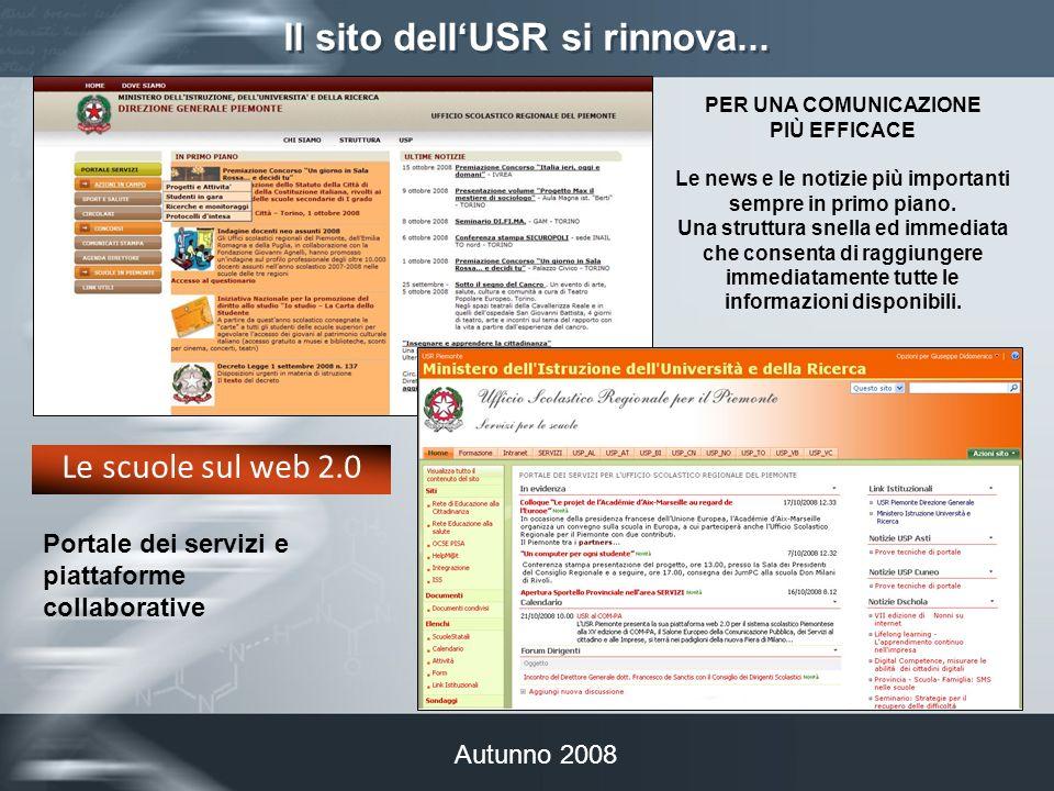 Il Centro Risorse Orientamento piemontese Orientare sul web www.piemonte.istruzione.it/cro