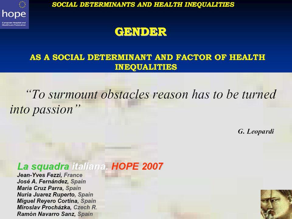Sghedoni - European Forum for Primary Care - Verona 27.11.2007