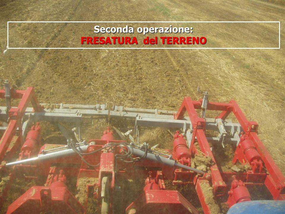 16/05/201414 Seconda operazione: FRESATURA del TERRENO