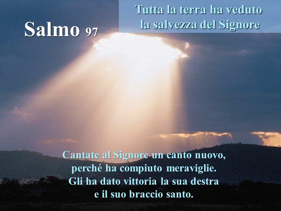 Dal libro del profeta Isaìa (52,7-10) Come sono belli sui monti i piedi del messaggero che annuncia la pace, del messaggero di buone notizie che annuncia la salvezza, che dice a Sion: «Regna il tuo Dio».