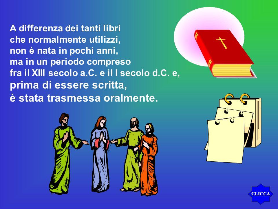 Da questo deriva che chi vuole conoscere oggi l autentica Parola di Dio non deve leggere il testo sacro alla lettera, ma deve saperlo interpretare.