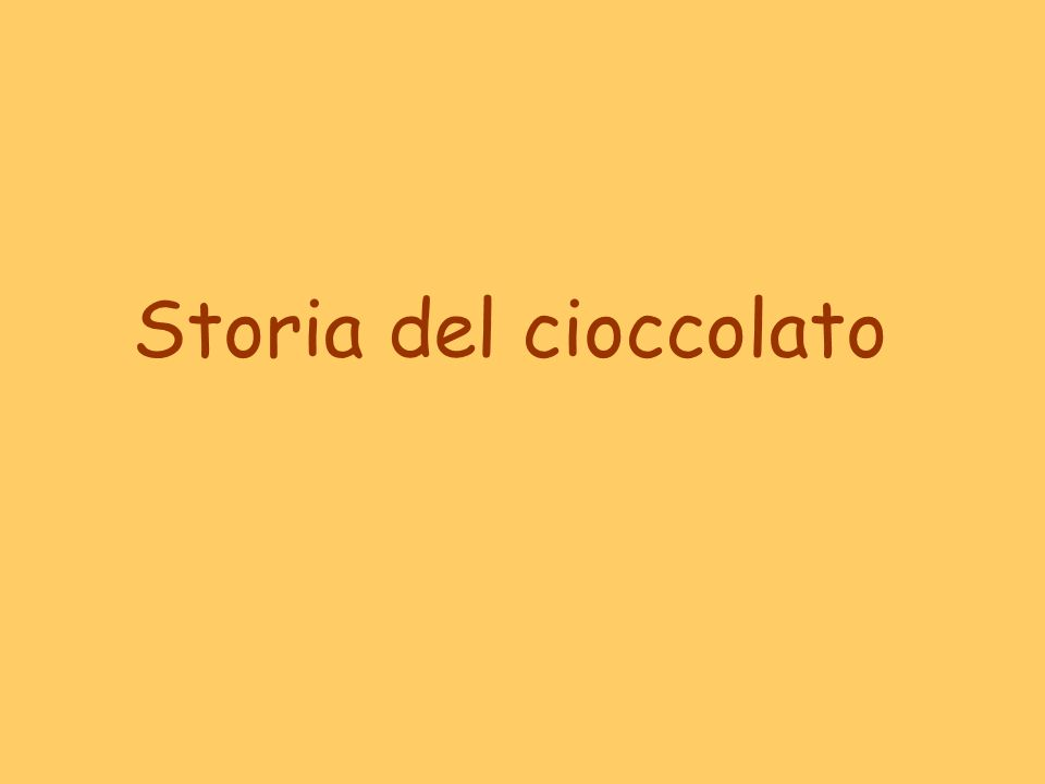 Va aggiunto che la cioccolata contiene una certa quantità di feniletilamina (PEA, 1 mg ogni etto), che fa parte delle sostanze cosiddette simil - lisergiche, cioè simili all LSD.