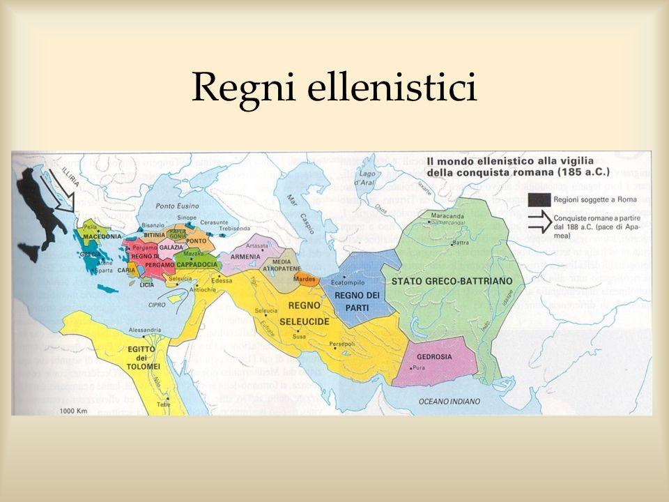 Regni ellenistici