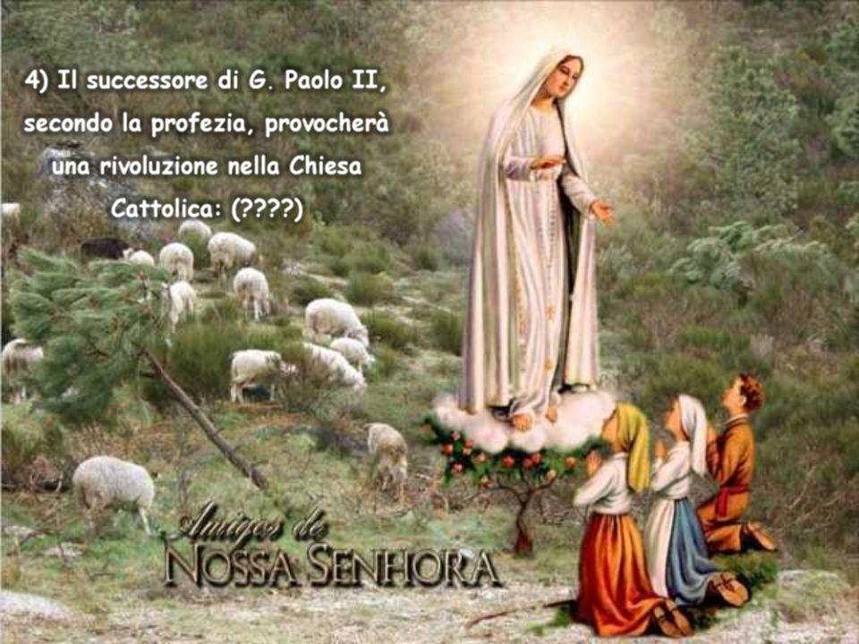 3) il 12º Papa ha avuto un lungo pontificato: G.Paolo II é stato Papa 27 ans, dal 1978 al 2005.