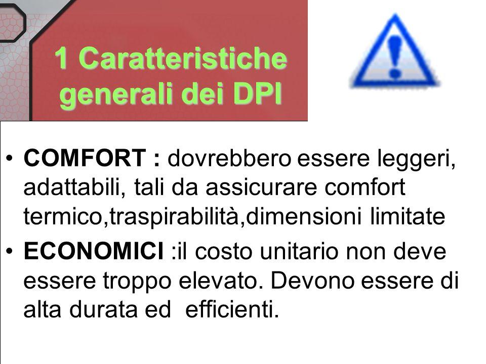 attenzione ADDESTRAMENTO INDISPENSABILE Per DPI di III categoria (es:maschere) e per i dispositivi di protezione delludito (art 77 co 5)