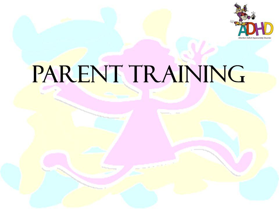 Concludendo La combinazione di un intervento farmacologico per il bambino e psicologico per la famiglia rappresenta la modalità di trattamento attualm