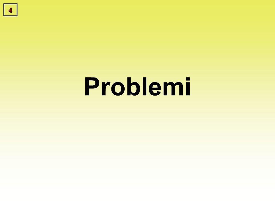 4 Problemi