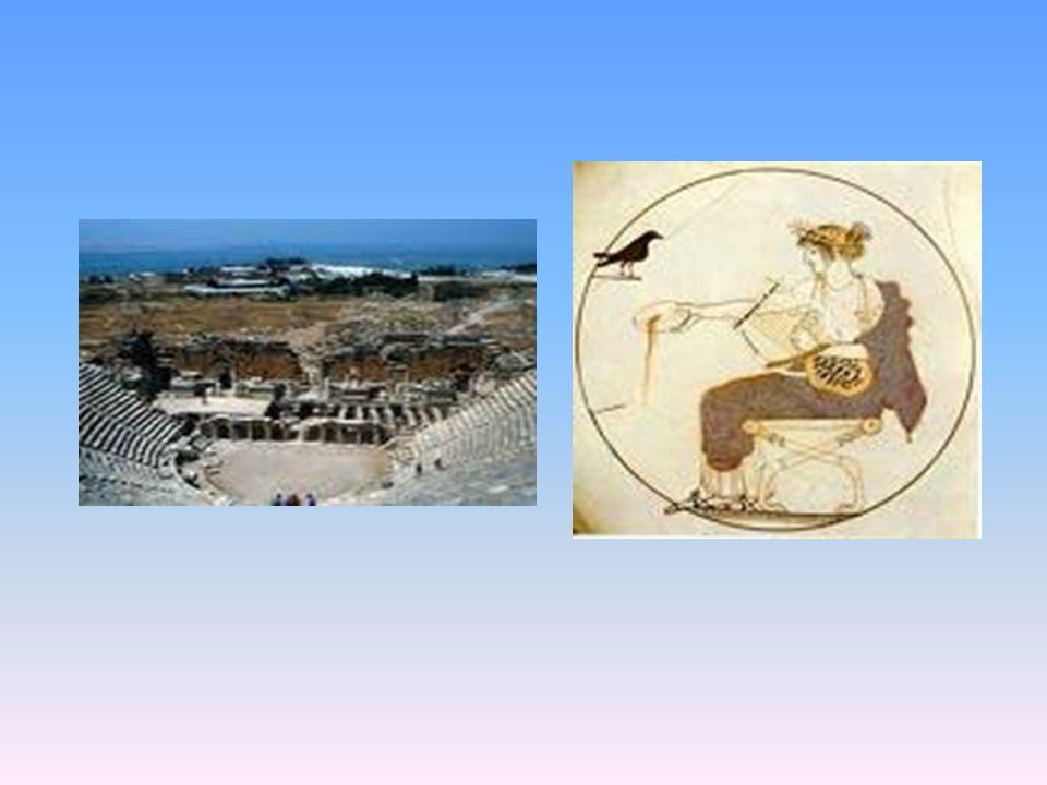 Cultura Dalla madre patria Grecia, l'arte, la letteratura e la filosofia influenzarono in modo decisivo la vita delle colonie. In Magna Grecia si died