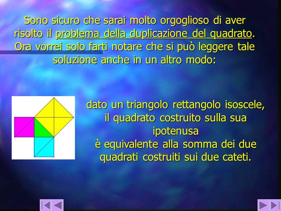 Sono sicuro che sarai molto orgoglioso di aver risolto il problema della duplicazione del quadrato. problema della duplicazione del quadratoproblema d