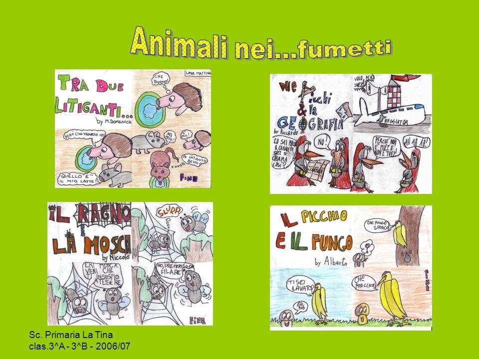 Divertiti a ricostruire il nome degli animali incontrati nel bosco…. e scrivi il loro nome corretto