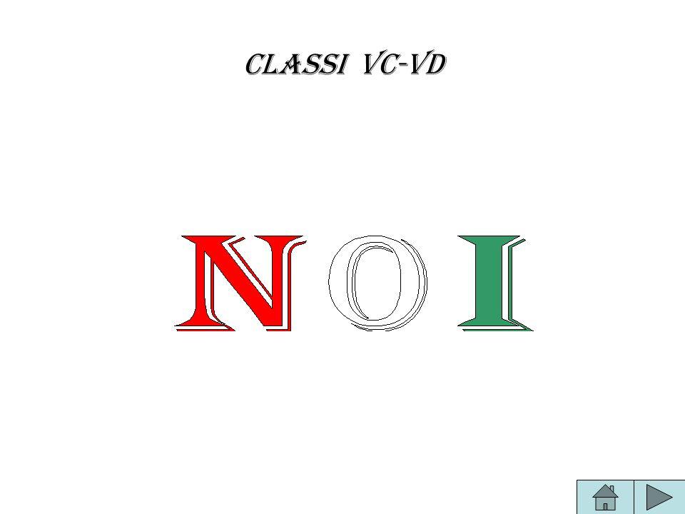 CLASSI VC-VD