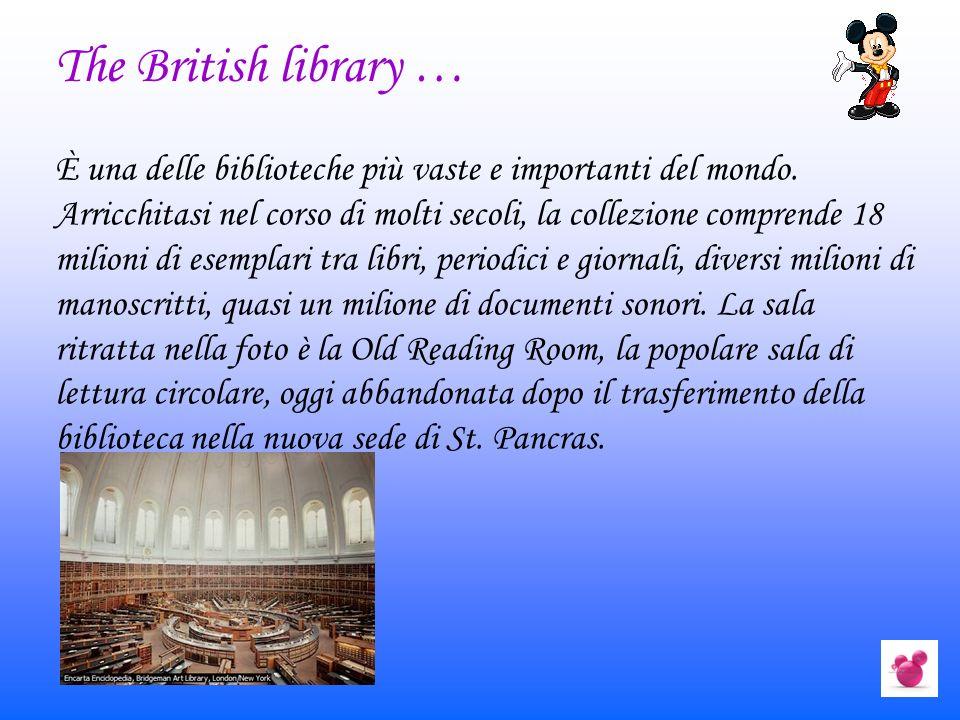È una delle biblioteche più vaste e importanti del mondo. Arricchitasi nel corso di molti secoli, la collezione comprende 18 milioni di esemplari tra