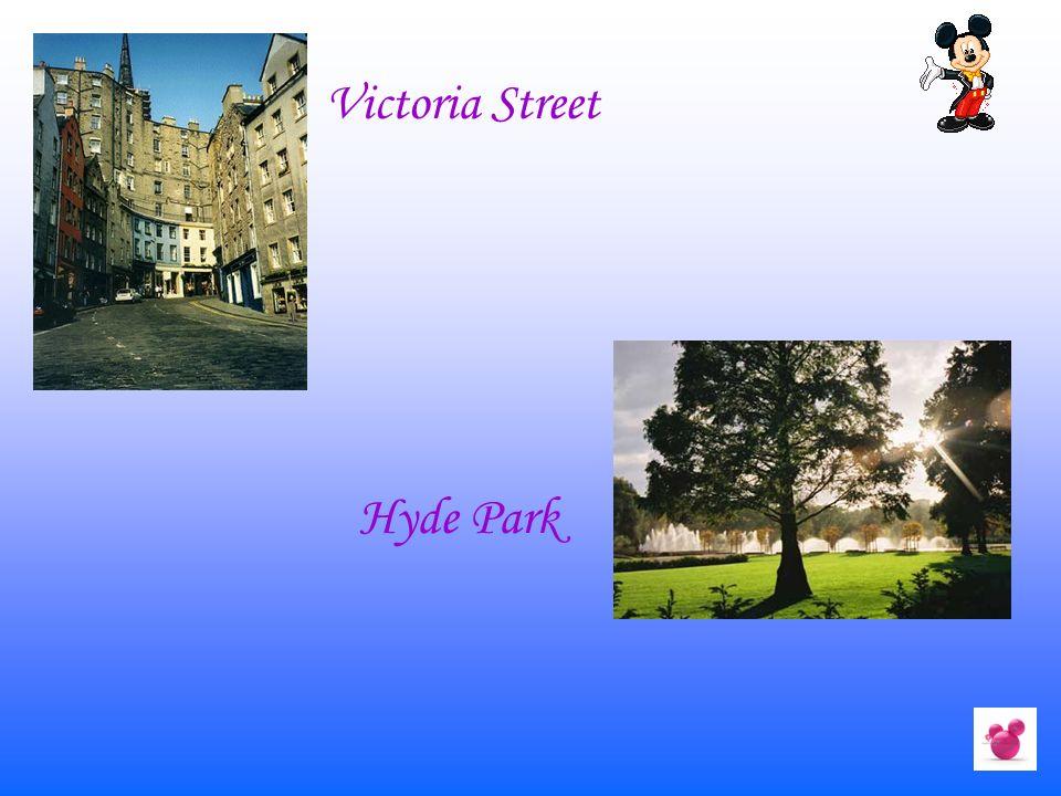 Victoria Street Hyde Park