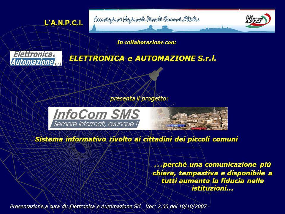 … perchè una comunicazione più chiara, tempestiva e disponibile a tutti aumenta la fiducia nelle istituzioni...