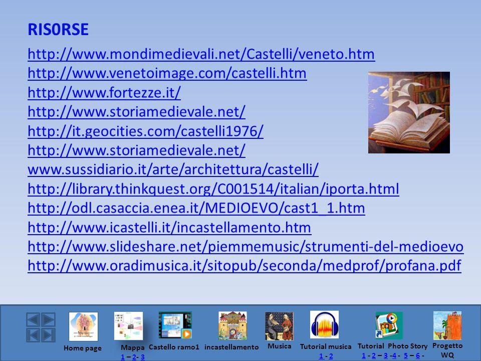 http://www.mondimedievali.net/Castelli/veneto.htm http://www.venetoimage.com/castelli.htm http://www.fortezze.it/ http://www.storiamedievale.net/ http