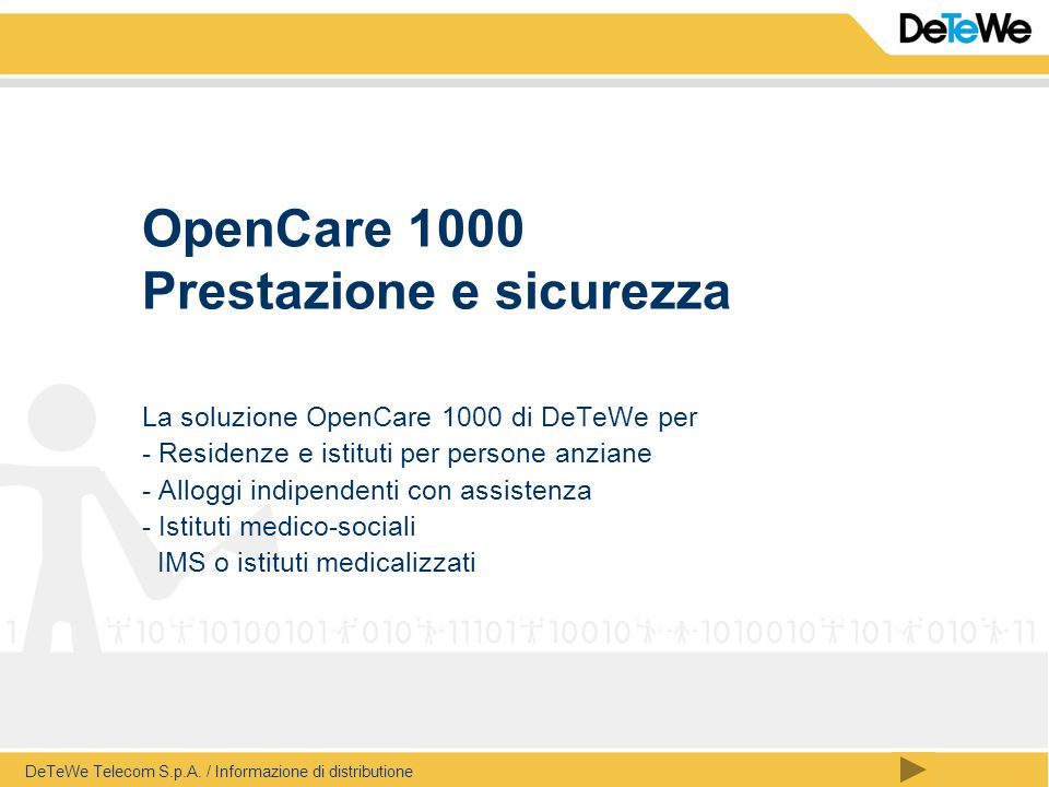DeTeWe Telecom S.p.A.