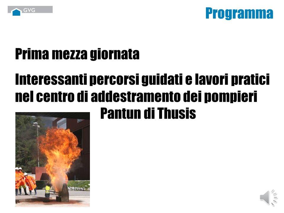 La GVG invita tutte le 5./6. classi elementari dellintero Cantone dei Grigioni ad unescursione di una giornata a Thusis all insegna del motto
