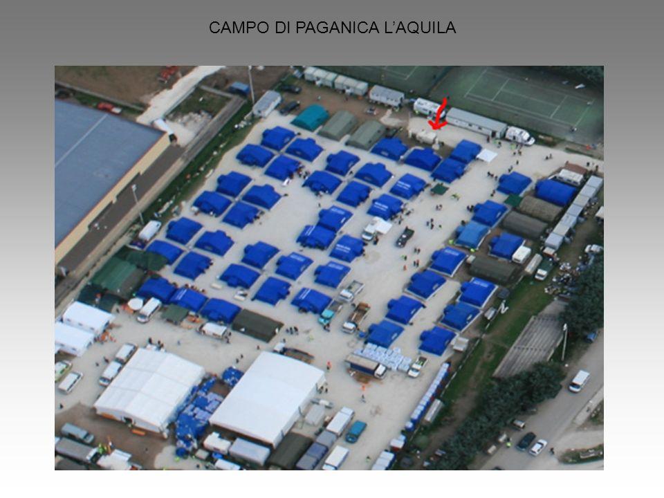 CAMPO DI PAGANICA LAQUILA