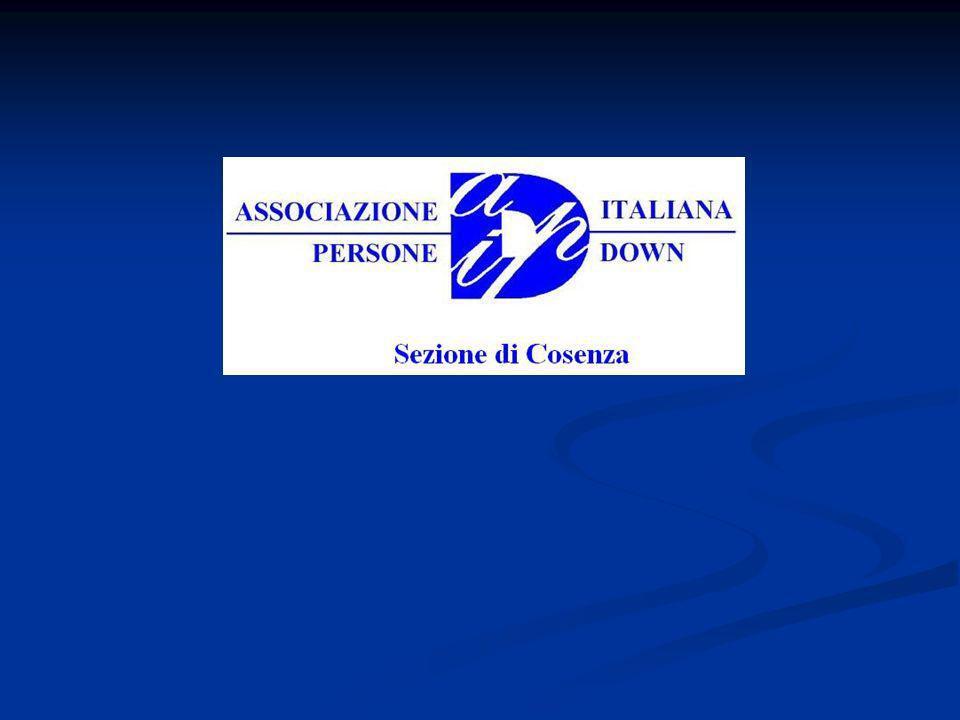 LAssociazione Italiana Persone Down Viene fondata a Roma e viene riconosciuta con DPR n.