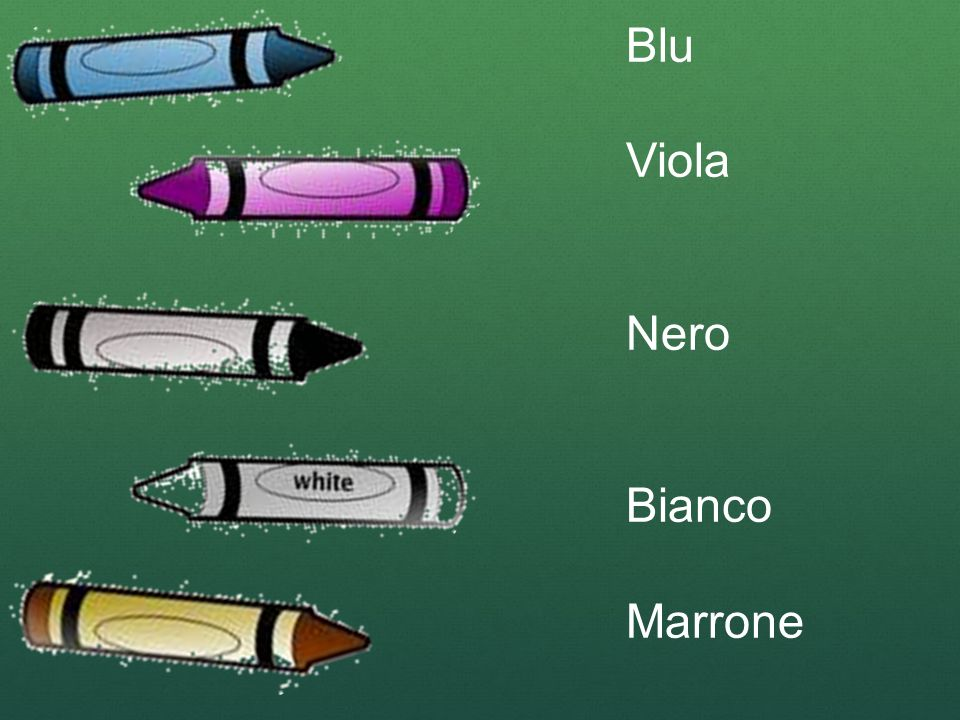 Blu Viola Nero Bianco Marrone