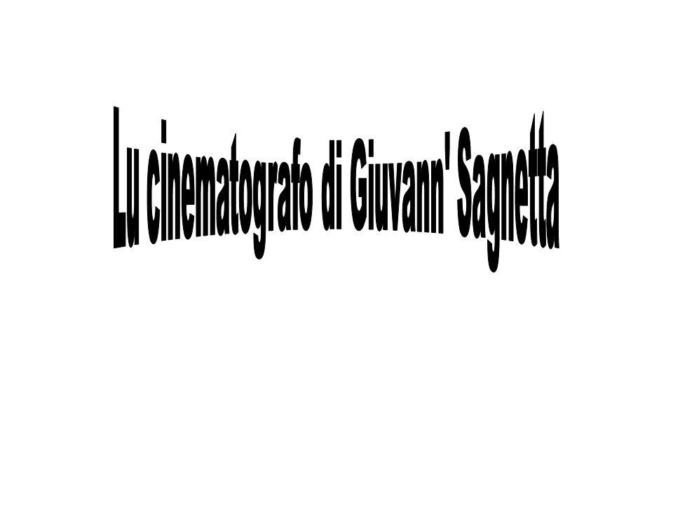 ATTO I Giovann Sagnetta sonnecchia sul divano, allimprovviso viene svegliato dal suono del telefono.
