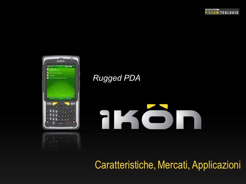 Caratteristiche, Mercati, Applicazioni Rugged PDA
