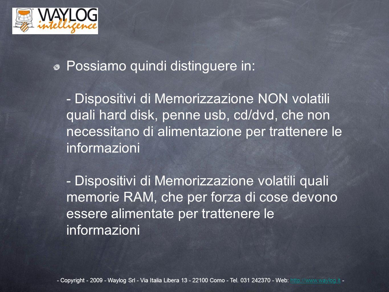 Cellebrite Ufed Sessione Hands On - Copyright - 2009 - Waylog Srl - Via Italia Libera 13 - 22100 Como - Tel.
