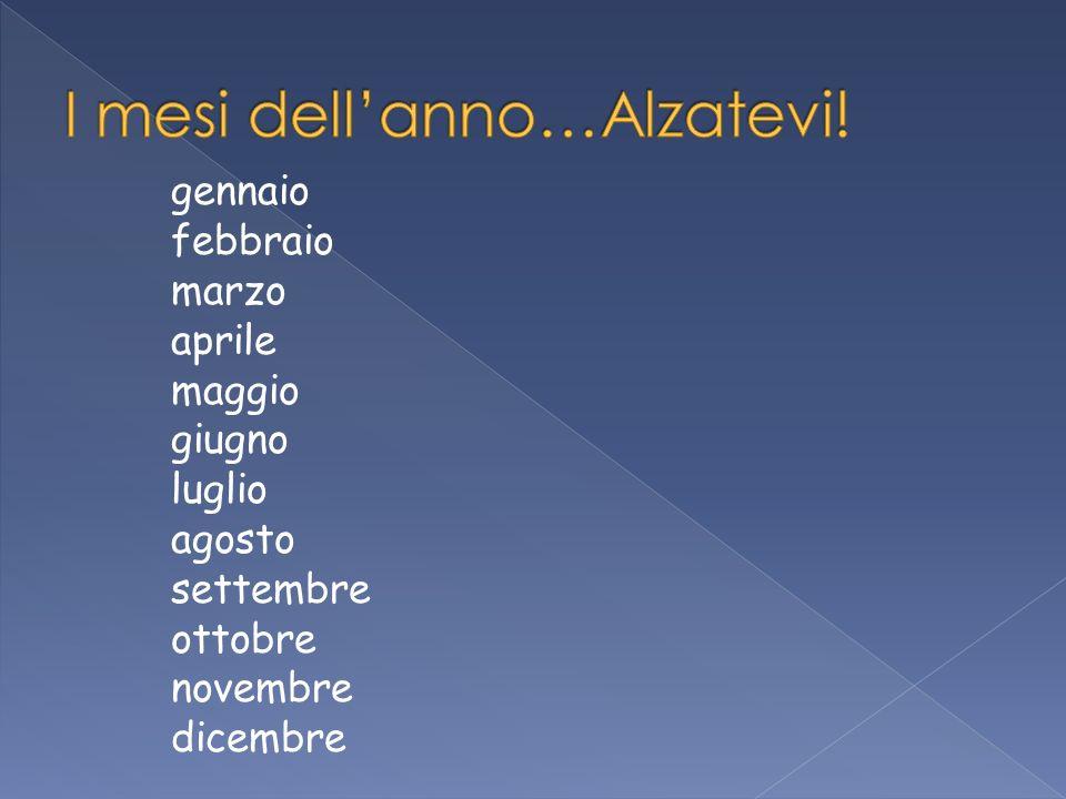 Nome: Data: Le feste italiane.
