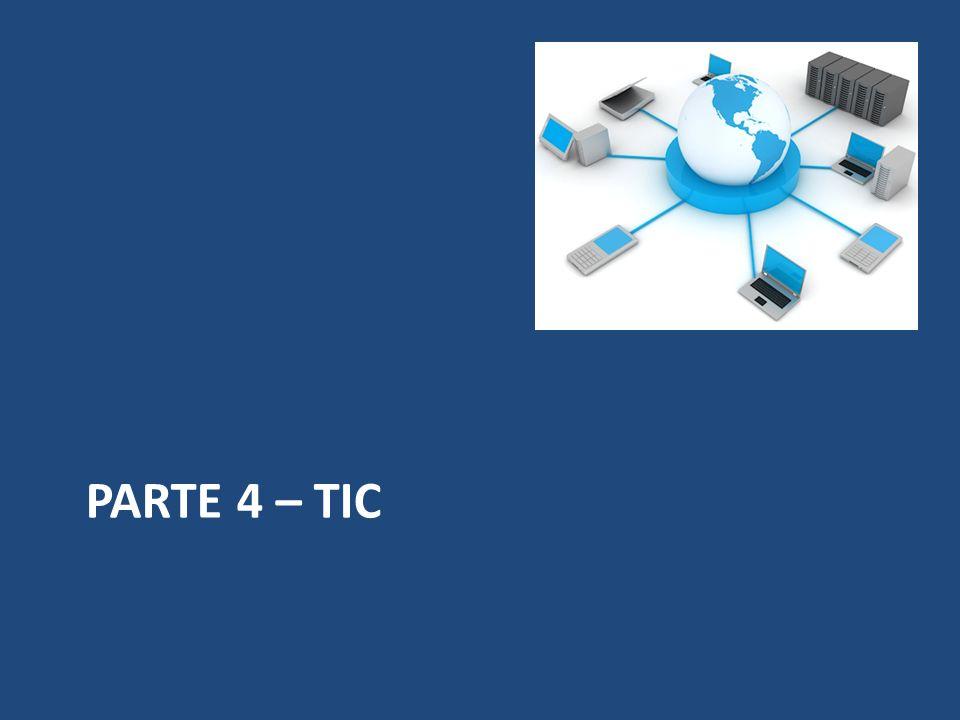PARTE 4 – TIC