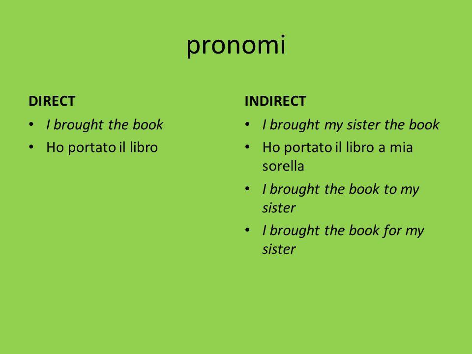 Pronomi indefini Uno/a Ognuno/a Qualcuno/a Uno non sa cosa dire Ognuno di loro ha I propri difetti Qualcuno mi ha risposto Ce` qualcosa che non va.
