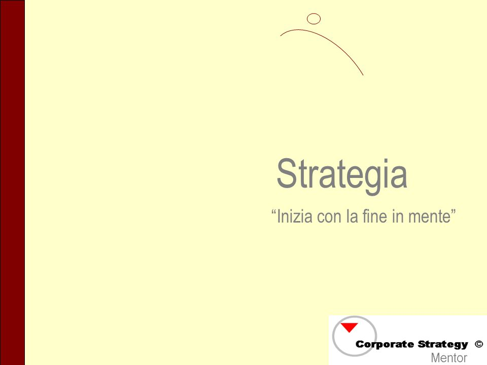 Strategia Inizia con la fine in mente