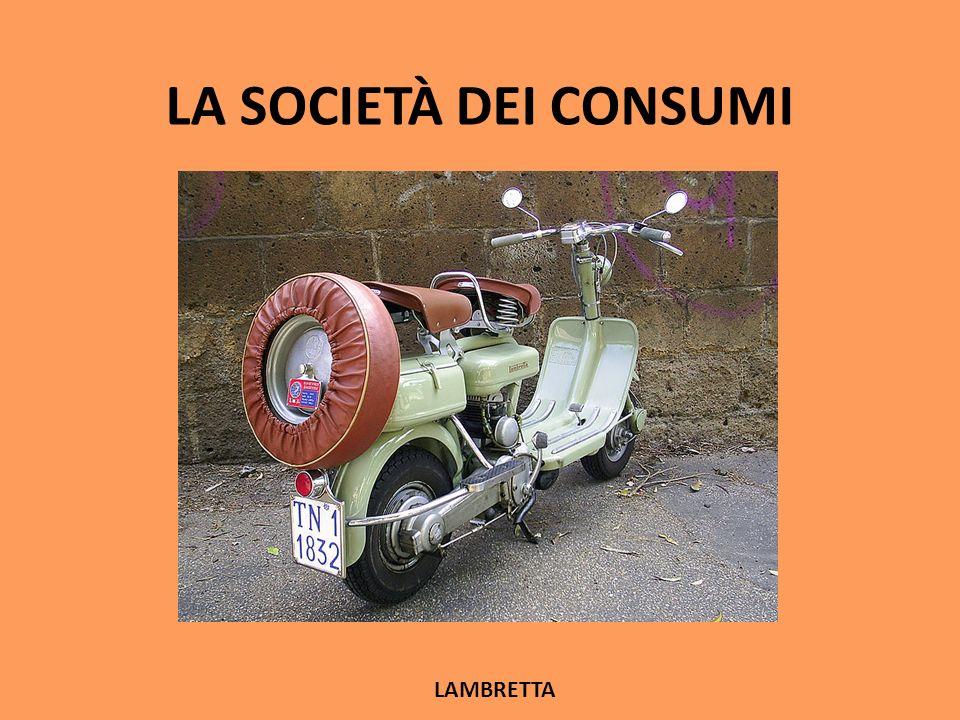 LA SOCIETÀ DEI CONSUMI INAUGURAZIONE AUTOSOLE 1964