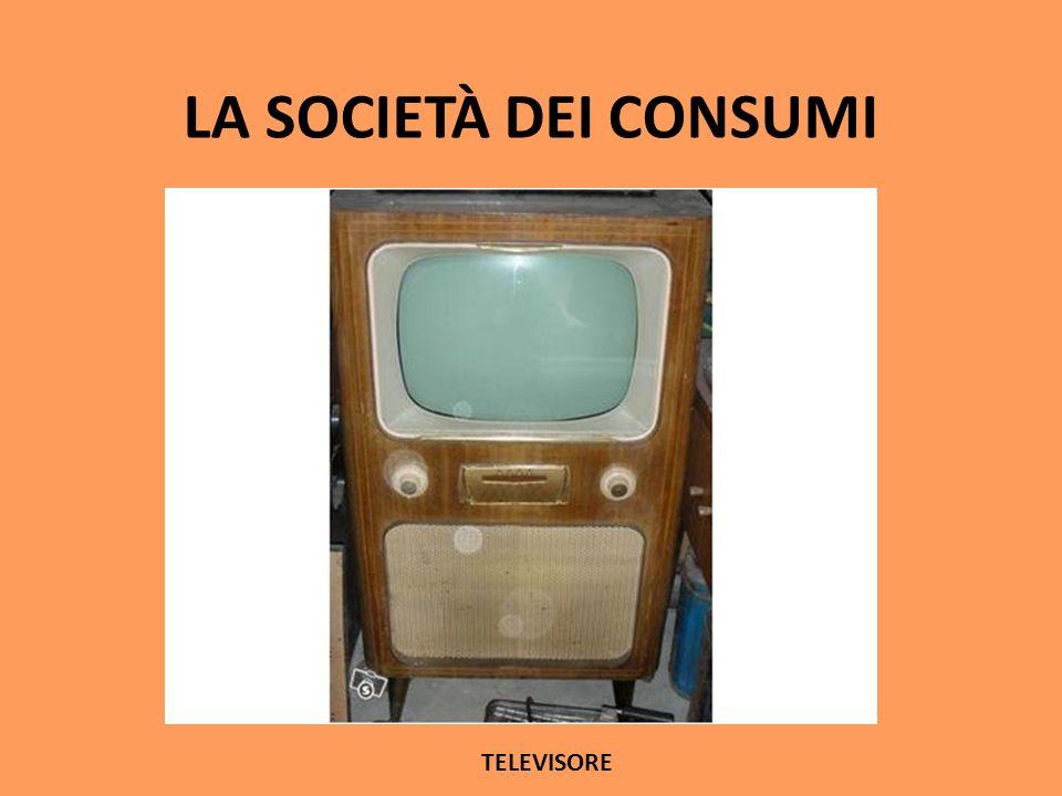 LA SOCIETÀ DEI CONSUMI TELEFONO