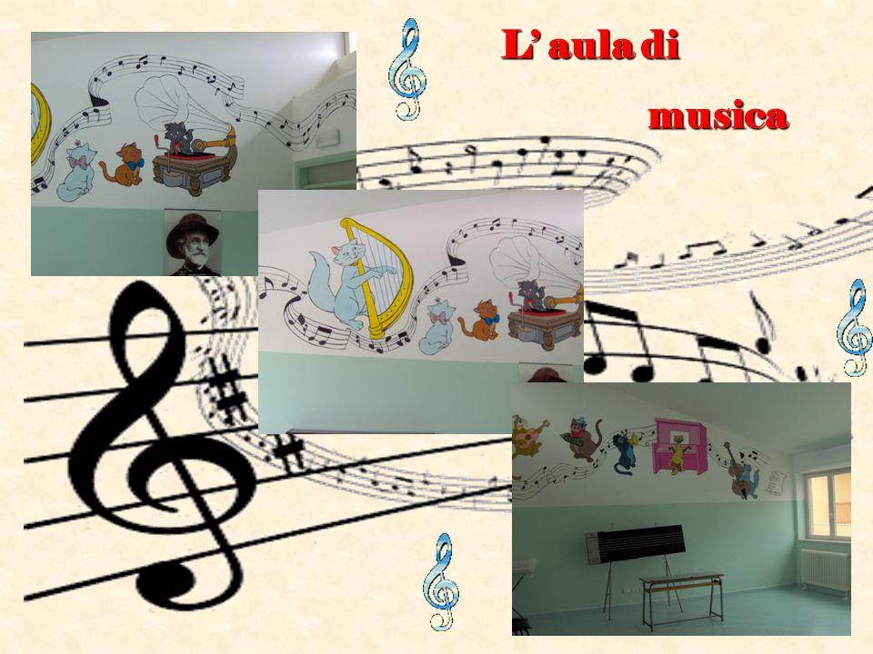 L aula di musica