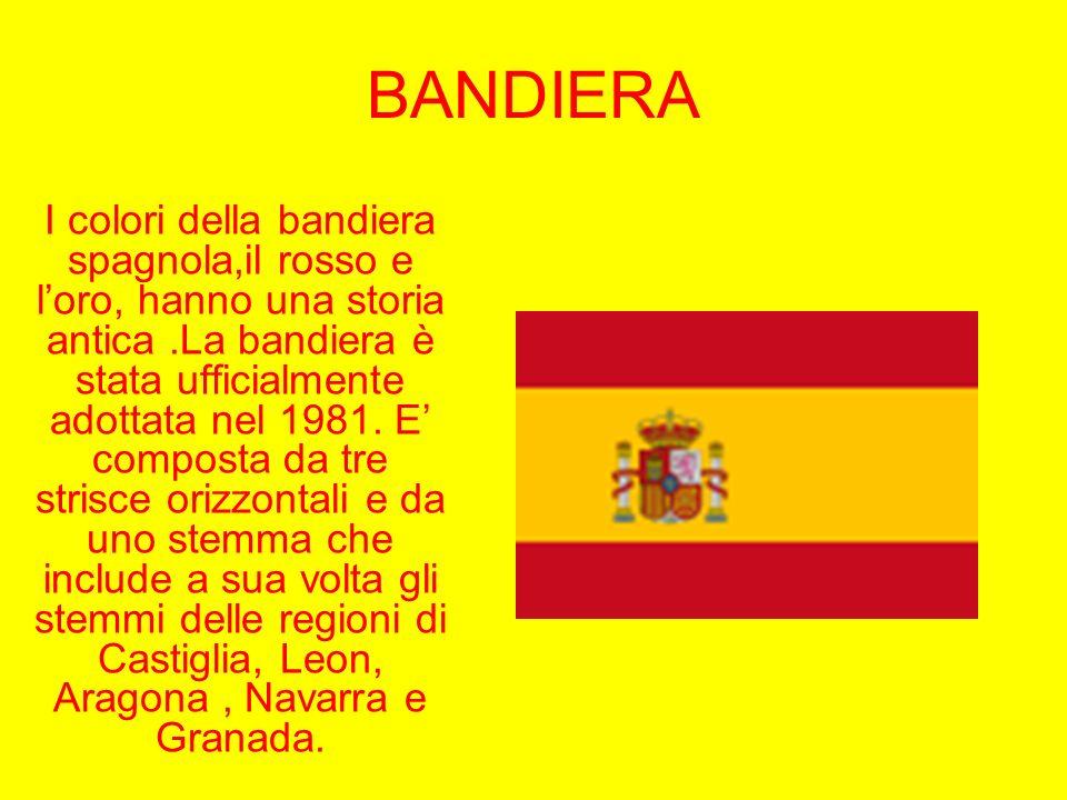 ORIGINE DEL NOME In latino era detta HISPANIA ma lorigine del nome è forse da ricercare nella lingua fenicia e precisamente nel termine SPAN che vuol
