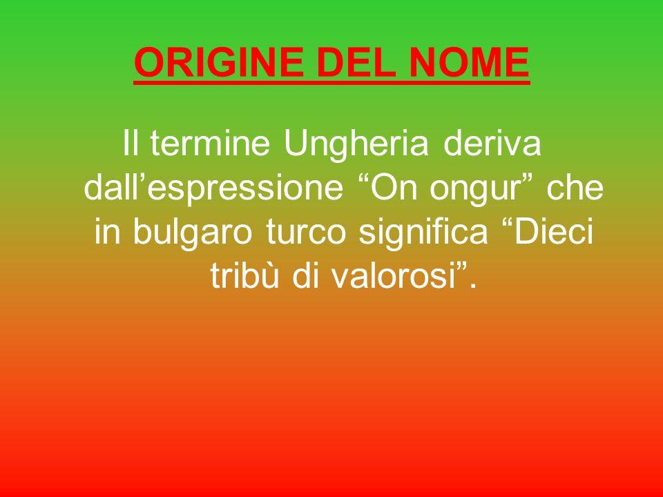 UNGHERIA ANNO DI ADESIONE ALL UE: 2004