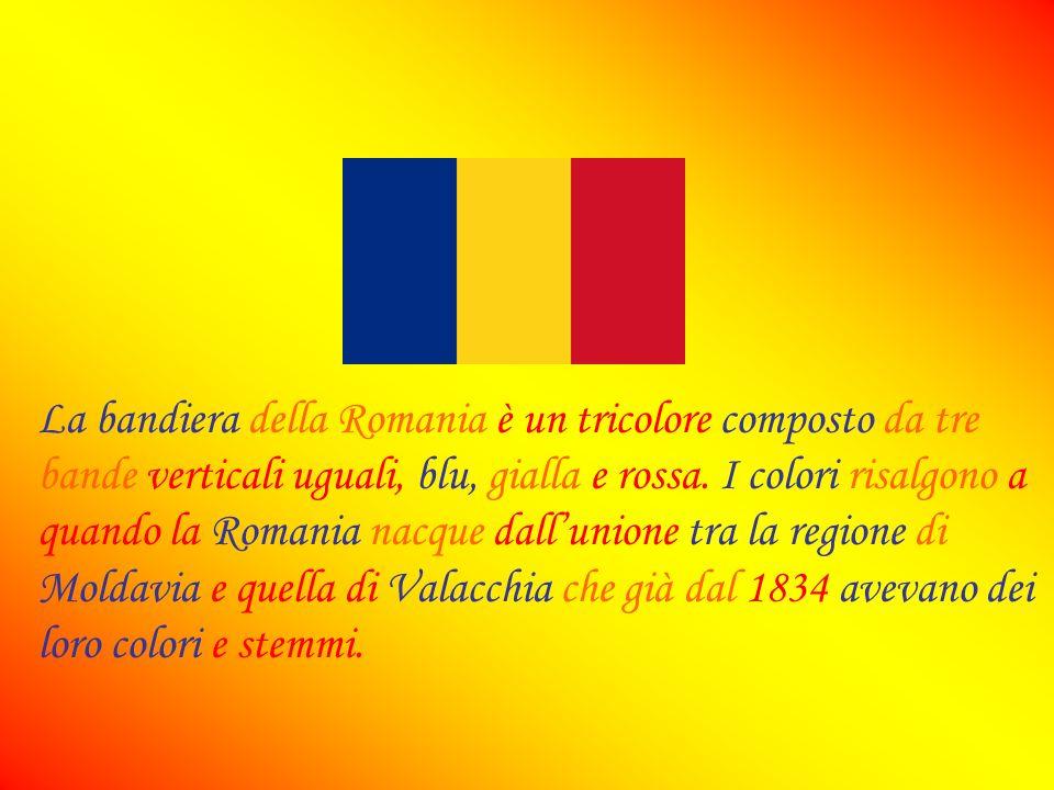 Il nome Romania deriva da Român, derivazione dell'aggettivo latino Romanus, romano