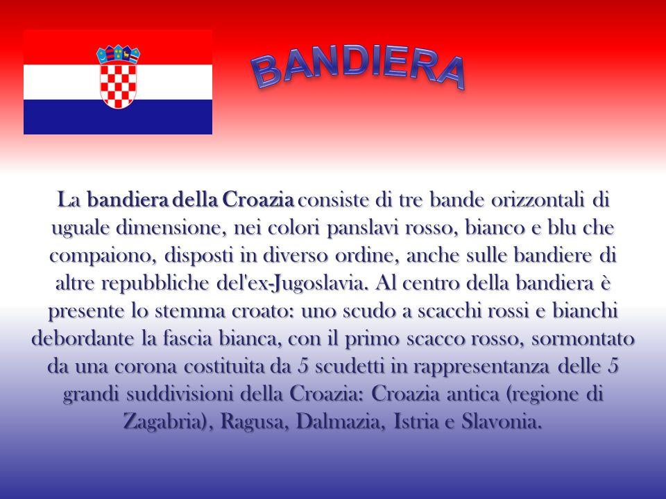 Latinizzazione del nome croato Hrvatska, derivato da Hrvat (croato): parola di origine ignota, forse termine usato dai Sarmati per indicare
